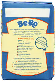be ro self raising flour 1 25 kg pack of 10 amazon co uk grocery