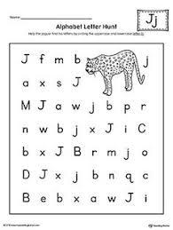 alphabet letter hunt letter b worksheet puertas decoradas