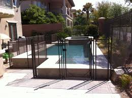 best pool fence designs images decorating design ideas