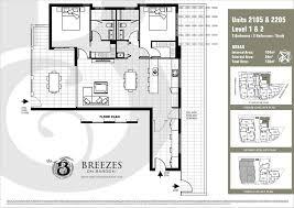 Simpsons Floor Plan Breezes On Bardon Apartments For Sale Property Mash