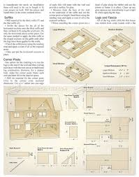 Free Woodworking Plans Toy Barn by Woodworking Plans For Toy Barn Custom House Woodworking