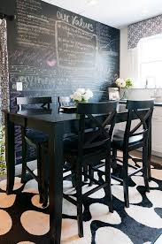 Best Kitchen Furniture Images On Pinterest Dining Room Tables - Black kitchen tables