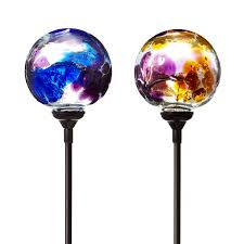 solar stake lights outdoor solar stake lights outdoor lighting and ceiling fans