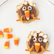 thanksgiving turkey cookies nestlé best baking