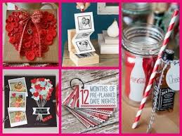 valentines gift for guys 20 creative diy s day gifts ideas for him and