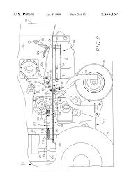 patent us5855167 end of round bale twine guide google patents