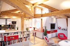creative loft the loft of the innocents frédéric flanquart archdaily
