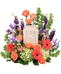 cremation san antonio bittersweet twilight memorial urn cremation flowers urn not included