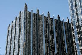 johnson philip ppg place architecture simplicity the red list