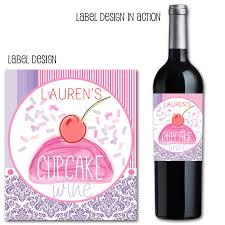 wine bottle wraps cupcake factory wine label cupcake wine