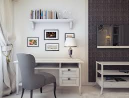White Leather Bedroom Chair Bedroom Interesting Picture Of White And Gray Bedroom Design And