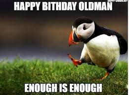 Green Man Meme - happy birthday old man funny memes wishes happy wishes