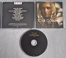 Ellie Goulding Lights Album Ellie Goulding Limited Ebay