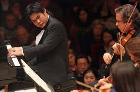 Nobuyuki Tsujii Blind Nobuyoki Tsujii Joined Orpheus Orchestra At Carnegie Hall The