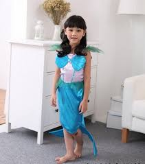 princess ariel halloween costume dress up clothes children picture more detailed picture about
