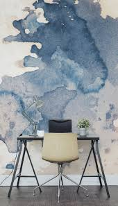 9 diy accent wall ideas to make your home more interesting this is a perfect wallpapered accent wall for a designer or any wallpaper muralswall