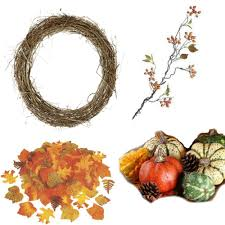 Halloween Wreath Supplies by Buy It Or D I Y It Fall Wreath U Create