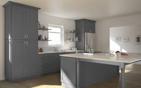 kitchen trendy grey shaker kitchen cabinets cozy 103 style ready