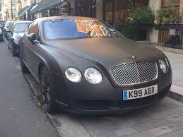matte black bentley bentley continental gt black matte ben flickr