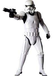 Halloween Costumes Storm Stormtrooper Authentic Costume