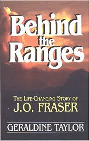 amazon com the life changing behind the ranges the life changing story of j o fraser