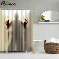 tende vasca bagno sanguinosa tenda della doccia aiutami con