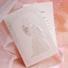 wedding invitations embossed embossed wedding invitations weddingfully