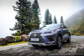 2018 lexus nx300 arrives in the philippines auto industry news