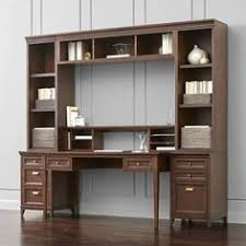 Crate And Barrel Office Desk Clybourn Credenza I Crate And Barrel Home Offices Pinterest