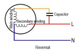 run capacitor wiring diagram u0026 capacitor start single phase motor