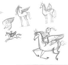 the brigette brigade princess sketches