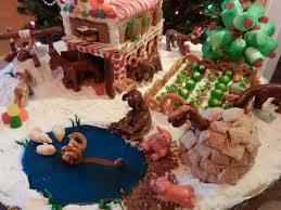 how to build a gluten free gingerbread house