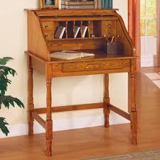 Antique Oak Secretary Desk With Hutch by Home Decorators Collection Artisan Medium Oak Secretary Desk With