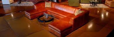 Urban Leather Custom Leather Furniture Store Offering Leather - Custom sofa houston