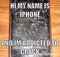 Crack Addict Meme - addicted to crack