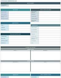 the one page real estate business plan hr annual template sample