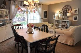 picture of dining room cool kitchen and dining room same color b52d on stylish home