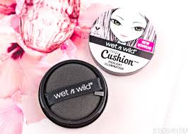 8 Cushion Review Wet N Wild Mega Cushion Highlight Before U0026 After