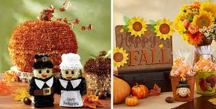 Fall Centerpieces Fall Table Decorations Fall Centerpieces U0026 Confetti Party City