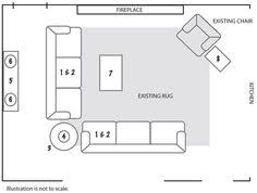 Home And Decorating How To Arrange Furniture No Fail Tricks Large Coffee Tables