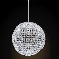 Glass Balls Chandelier Chandelier Interesting Crystal Sphere Chandelier Stunning