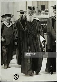 academic robes burroughs in academic robes pictures getty images