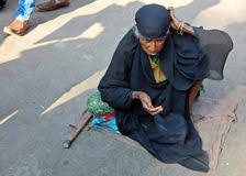Seeking In India Poor Indian Seeking Help Editorial Photo Image Of Social