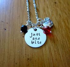 snow white inspired necklace poison apple evil queen villain
