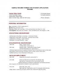 high resume for college templates for photos sle resume college application best resume collection