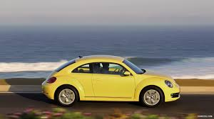 beetle volkswagen 2012 2012 volkswagen beetle yellow side hd wallpaper 95
