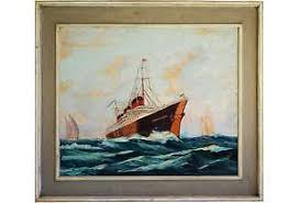 nautical painting nautical painting ebay