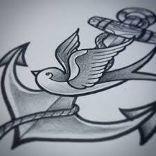 swallow tattoo old tattoos pinterest swallow tattoo