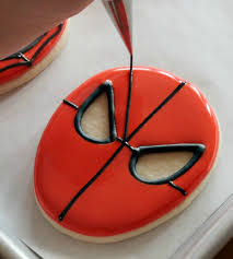 simple spider man cookies u2013 the sweet adventures of sugar belle
