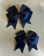 back to school hair bows hair bows three navy khaki white black back to school